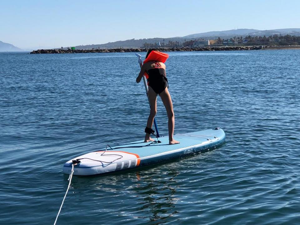 Paddleboard Sotogrande Cadiz