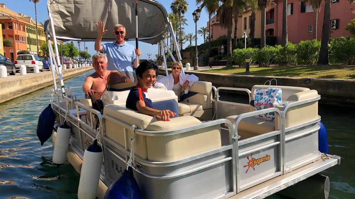 Barcos sin licencia en Sotogrande